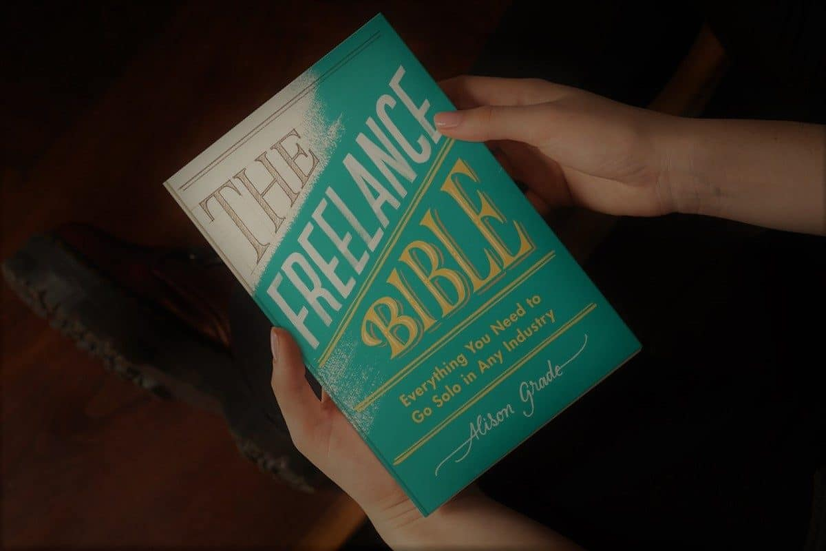 The Freelance Bible | Launch Date 2