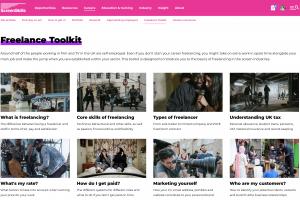 ScreenSkills - The Freelance Toolkit 1
