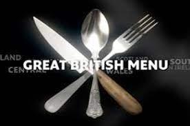Great British Menu - Runner Applications 1